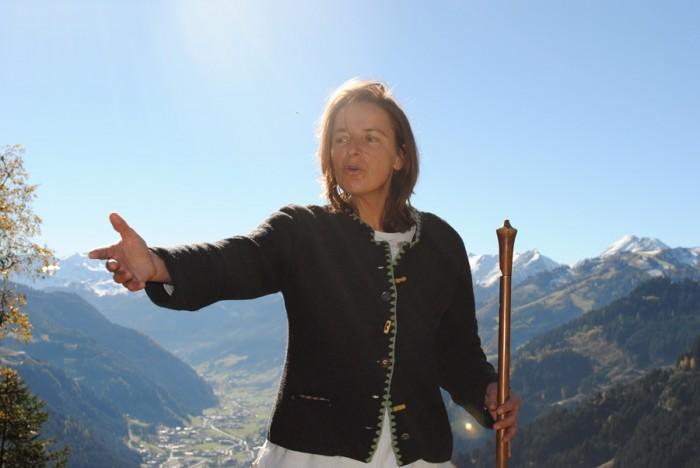 Märchenwanderung mit Andrea Seer
